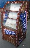 Refrigerador/refrigerador abertos do indicador refrigerar de ar do supermercado de Green&Health com grande preço