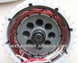 motor-gerador axial do ímã permanente do fluxo de 1kw 48V