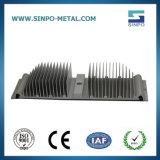 Permutador de calor em alumínio para a indústria de peças