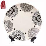 De hete Plaat van het Diner van het Steengoed van de Verkoop Promotie Ceramische