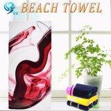 パターンビーチタオルを印刷しなさい