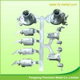 Kundenspezifische Aluminiumlegierung Druckguss-Teile mit Beschichtung