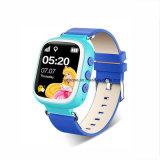 Приспособление положения звонока Sos Wristwatch вахты малышей Q80 GPS франтовское