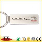 Keyring Keychain do logotipo do carro de metal