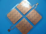 Flexible Schaltkarte-Technologie doppelseitiges FPC mit Immersion-Gold