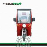 ガラス前部が付いている125cc空気によって冷却される障害がある三輪車