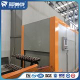 ISO China revestimento em pó de fábrica de perfis de alumínio para a construção/indústria