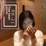 Anillo de luz LED Selfie con Banco de potencia y el espejo (RK21)