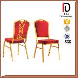 Estilo de alta calidad de cuero tejido Classtic Fancy banquetes Silla (BR-A105)
