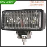 Lampade dell'indicatore luminoso del lavoro da 4 pollici 24W LED per il trattore del faro del John Deere