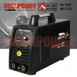 Le méthacrylate de méthyle 200amp onduleur IGBT Arc Welding Machine DC soudeur