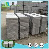 Material de construção impermeável/painel do Thermal/sanduíche de Aseismatic com placa do cimento da fibra