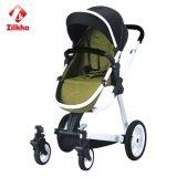 Carrinho de criança gama alta Ultra-Light com assento de carro