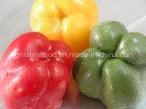 Os vegetais congelados