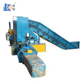 Hba60-8060 Full Automatic Horizontal To ball for Waster Paper