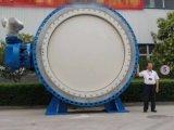 Bidirektionales Metall SitzdrehDn3000 kugelventil