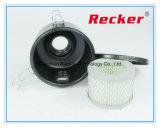 Het Vat van de Filter van de Lucht van de Ventilator van de Hoge druk van Recker