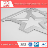 Corte a Laser de espelho de bronze/ Traço Fino para painéis de tela de aço inoxidável/ Mashrabiya Empurrador Jardim/ empurrador de privacidade/ Régua de metal