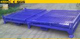 금속 쌓을수 있는 철강선 메시 깔판 감금소