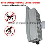 Jammer interno impermeável do zangão do Uav do ISMO 2.4G 5.8g GPS da antena da alta qualidade do baixo custo