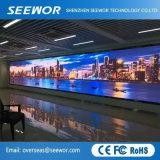 A alta taxa de renovação interior P2.5mm Visor LED a Cores com boa qualidade