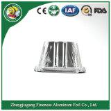 Heat-Resistance jetables de haute qualité des conteneurs de cuisine en aluminium