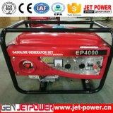 benzine van de Generator van de Motor van Honda van het Begin van de Terugslag 3500W 3.5kw de Draagbare