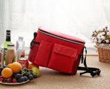 Paño caliente 8L Oxford multifunción de la bolsa de picnic calor preservación película de aluminio/enfriador Ice Bag Bolsa de almuerzo para el exterior