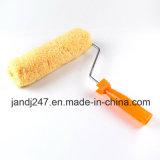 고품질 장식적인 페인트 롤러 솔 광저우에 있는 플라스틱 손잡이 롤러 솔