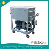 Tipo económico tipo de la placa de la eficacia alta con la máquina de filtración de Pufier del petróleo de la turbina del marco