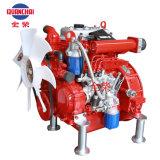 Motor diesel del motor diesel de la fábrica del generador refrigerado por agua de la venta