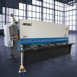 Scherpe Machine 8/3200mm, de Hydraulische Scheerbeurt van de Straal van de Schommeling QC12Y-8/3200, van het Blad van het metaal Hydraulische Scherende Machine QC12Y-8/3200
