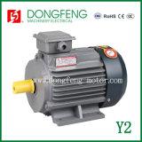 Y2 de la série 3 phase moteur à induction avec certificat CE AC