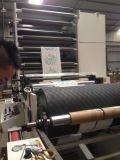 Máquina de impresión flexo de alta velocidad para la impresión de bolsas de papel /vaso de papel