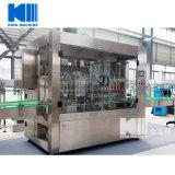 Volles automatisches Füllmaschine-Wasser-Öl-füllende und Etikettiermaschine