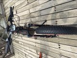 Fiets van de Band van de Fiets van het Strand van de Fiets van Leili 72V 3000W de Vette Elektrische Vette met Kleurrijke Vertoning TFT