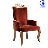 贅沢な様式は椅子を食事する木製の高品質のレストランを模倣した