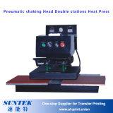 Schiebende pneumatische Wärmeübertragung-Spitzenmaschine mit u-Typen