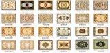 Конструкция плитки пола ковра конкурентоспособной цены & украшение (BDJ60068-1)