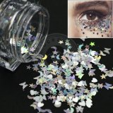 Acrylic Exotic Glass Dust Galaxy Nail Art Decoration Flakes