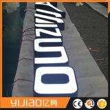 屋外の防水LEDの表面によってつけられるステンレス鋼の経路識別文字