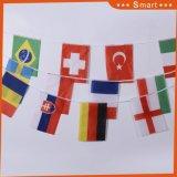 Bon d'un drapeau banderoles bannières Pennon petit drapeau de chaîne