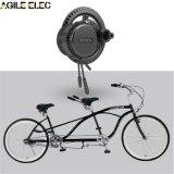 민첩한 장비 고속을%s 가진 전기 세로로 연결되는 자전거 2 시트