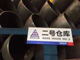 Edelstahl 304 316 Kolben geschweißter Rohr-Krümmer