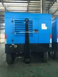 Kaishan BKCY-10/13 на четыре колеса с приводом от дизельного двигателя вращающегося воздушного компрессора