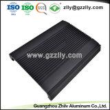 ISO9001の車の音響設備のラジエーターのためのFactortyの直売のアルミニウム脱熱器