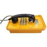 SIP Emeregencyの電話Sosトンネルの電話耐候性がある海洋の電話Knsp-16