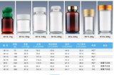 Haustier-Flasche mit Metallschutzkappe für das Gesundheits-Medizin-Verpacken