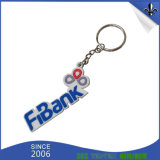 PVC Keychain логоса изготовления дешево подгонянный