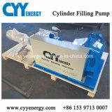 Bomba de relleno industrial horizontal del cilindro de gas para Lco2 el lar Lo2 Lin